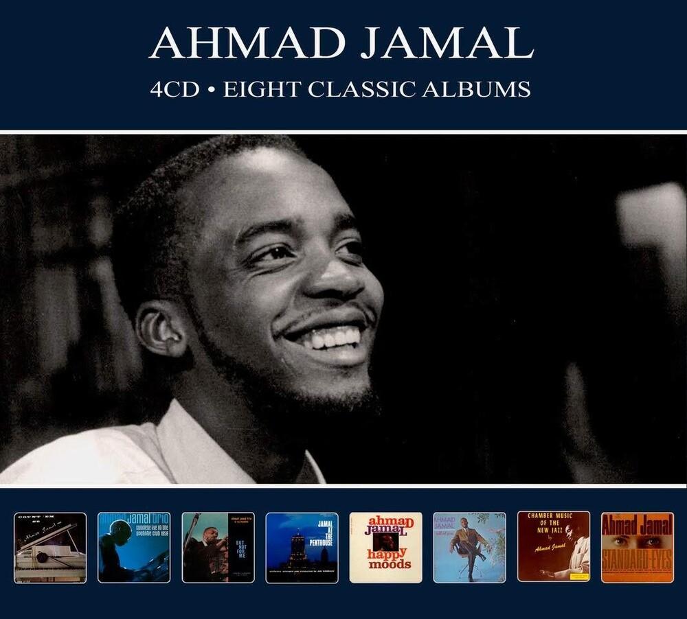 Ahmad Jamal - Eight Classic Albums [Digipak] (Hol)