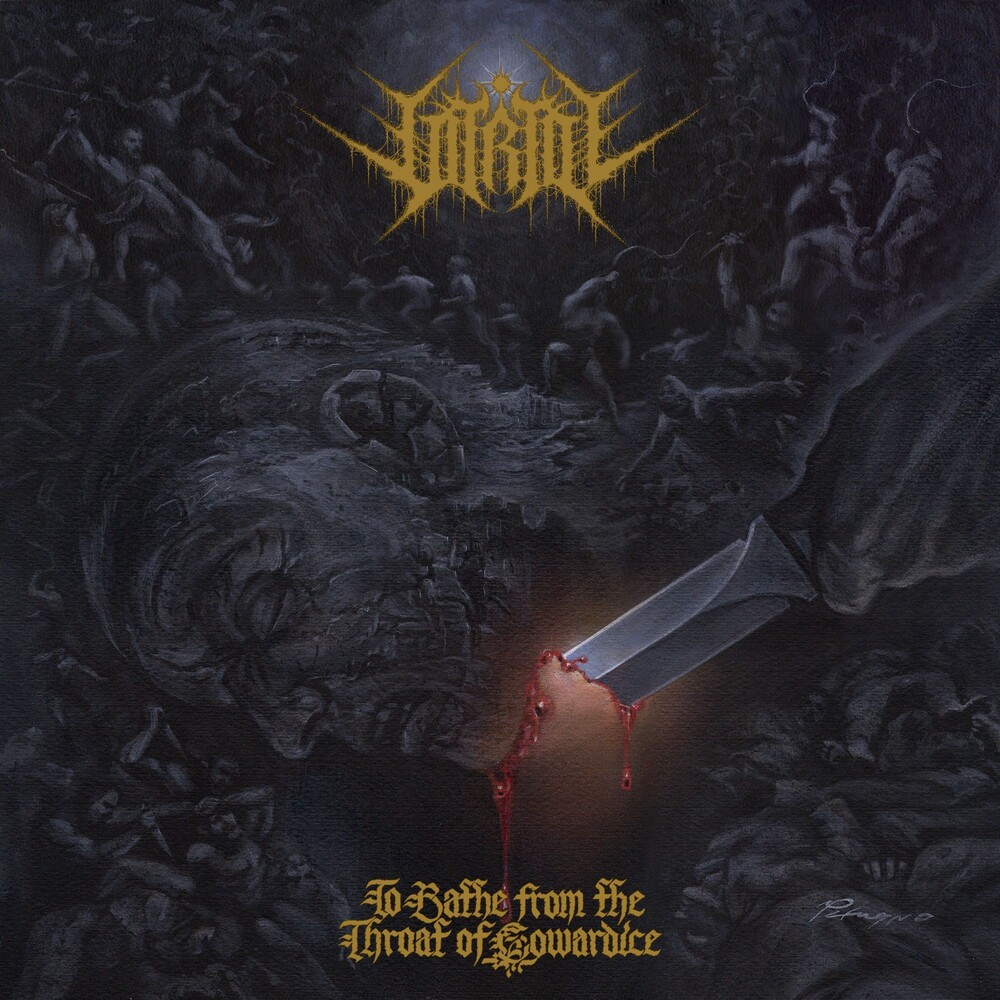 Vitriol - To Bathe From The Throat Of Cowardice [LP]