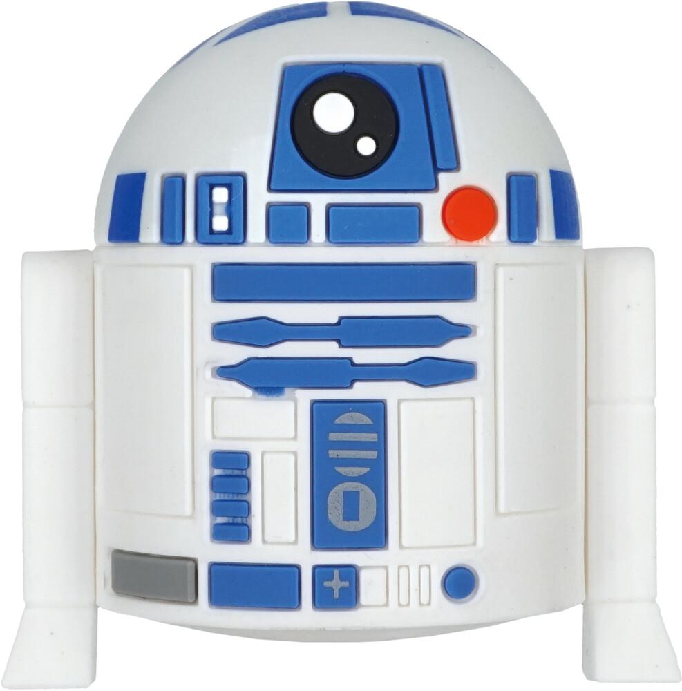R2-D2 3D Foam Magnet - R2-D2 3D Foam Magnet