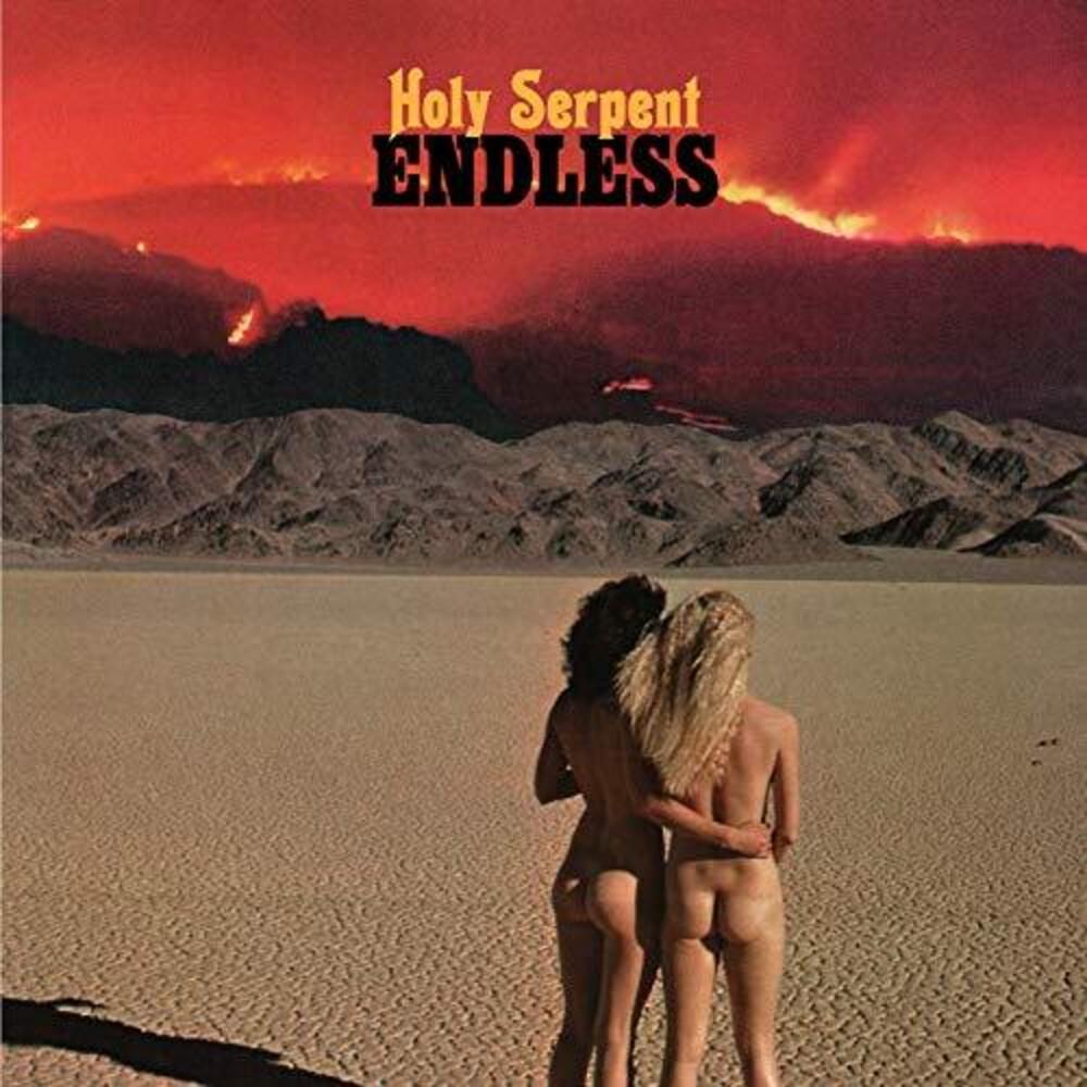 Holy Serpent - Endless