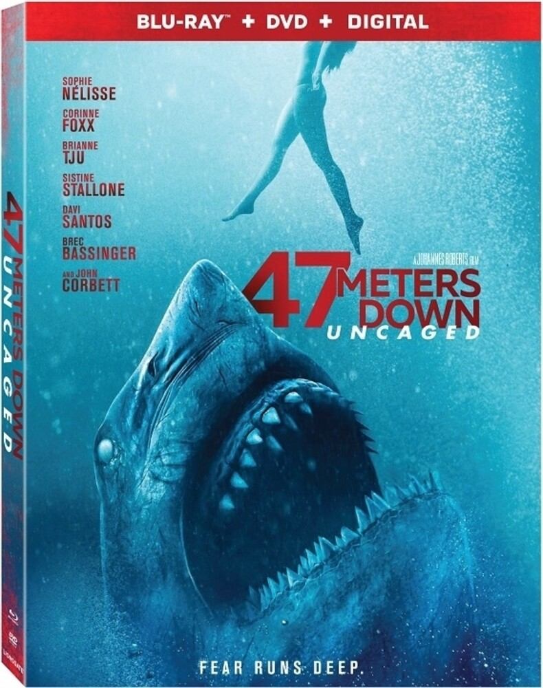 47 Meters Down: Uncaged - 47 Meters Down: Uncaged (2pc) (W/Dvd) / (2pk)
