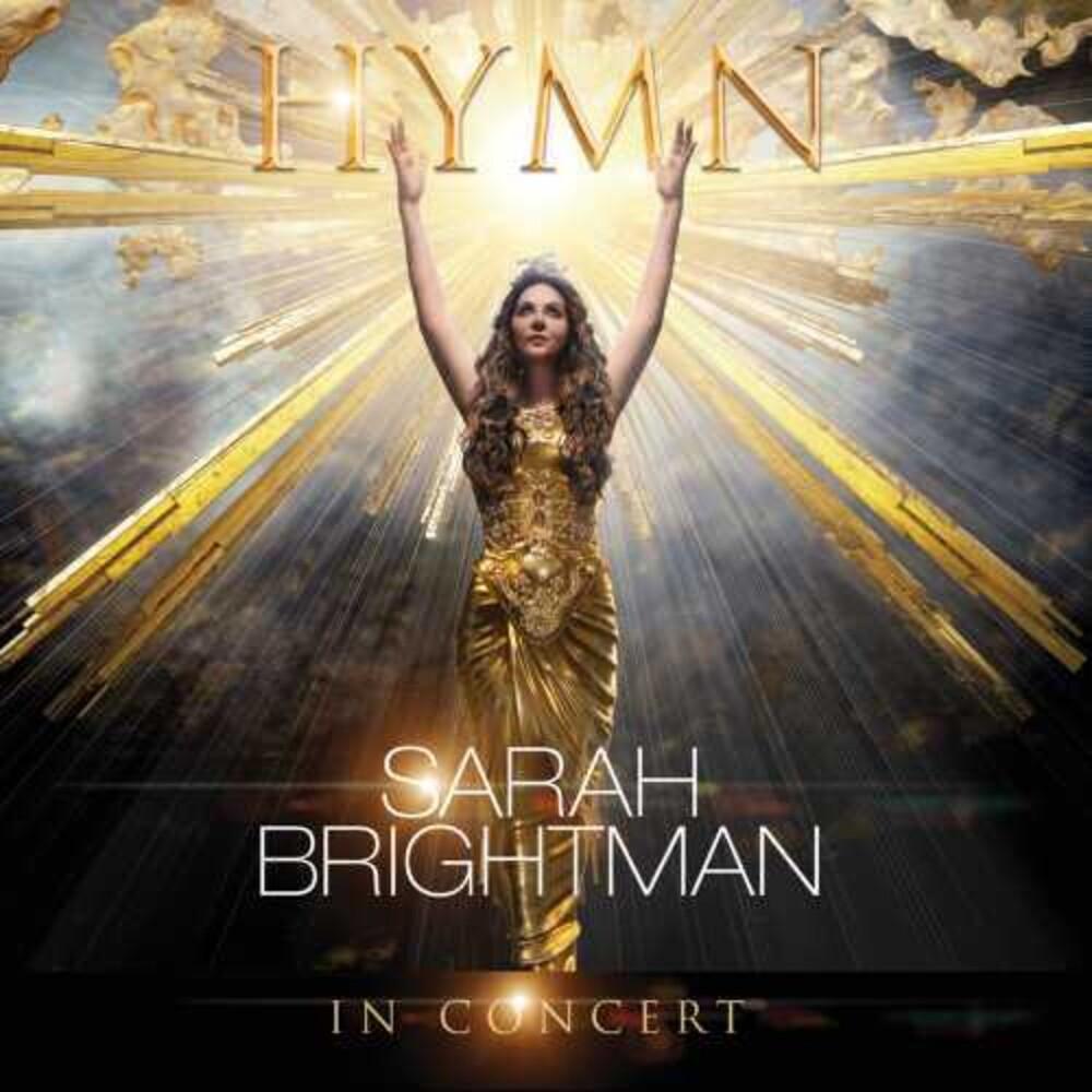 Sarah Brightman - Hymn In Concert [CD/DVD]