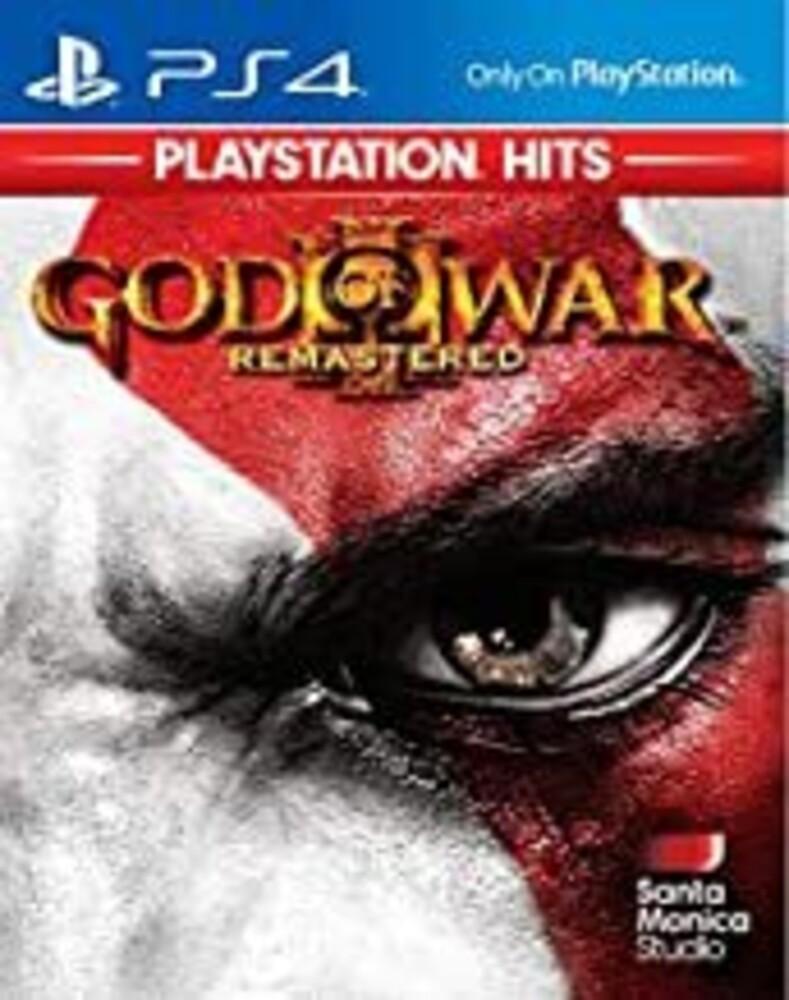 Ps4 God of War III Remastered Hits - God Of War Iii Remastered Hits