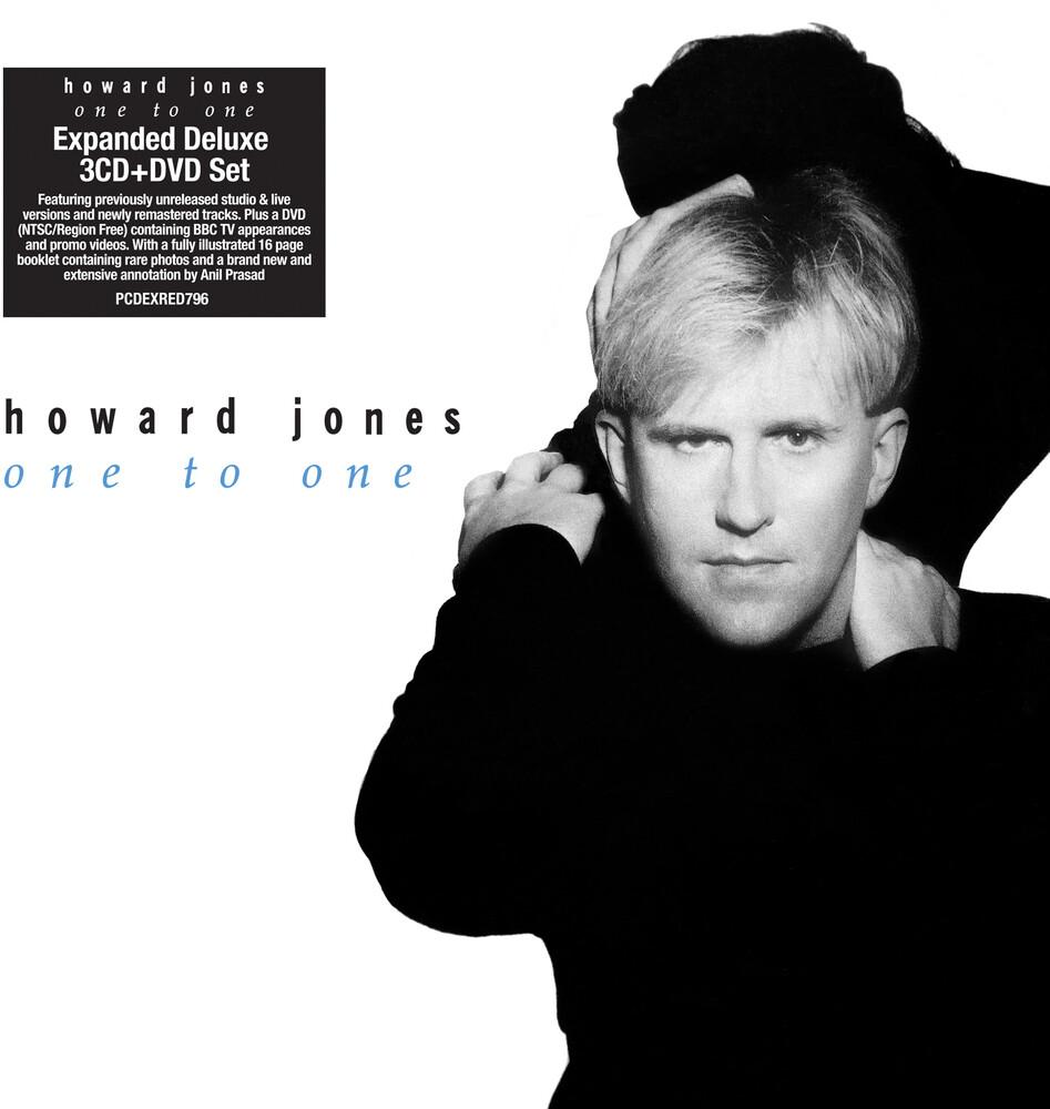 Howard Jones - One To One [Deluxe] (Exp) (Uk)