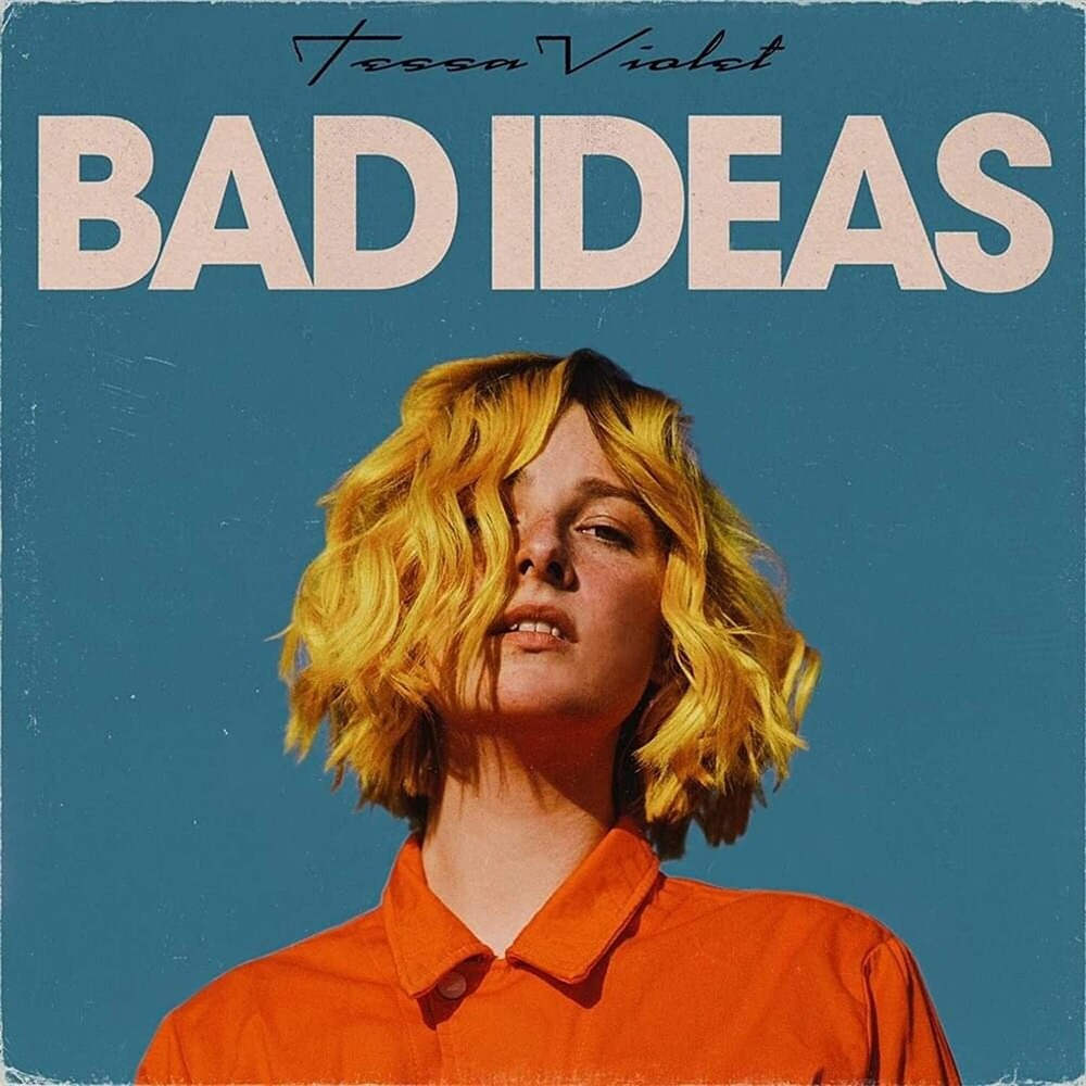 Tessa Violet - Bad Ideas [Colored Vinyl] [Download Included]
