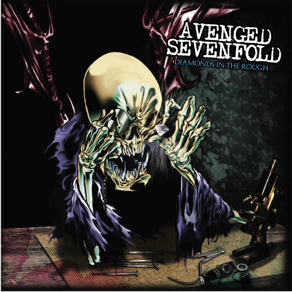 Avenged Sevenfold - Diamonds in the Rough [Limited Edition Clear 2LP]