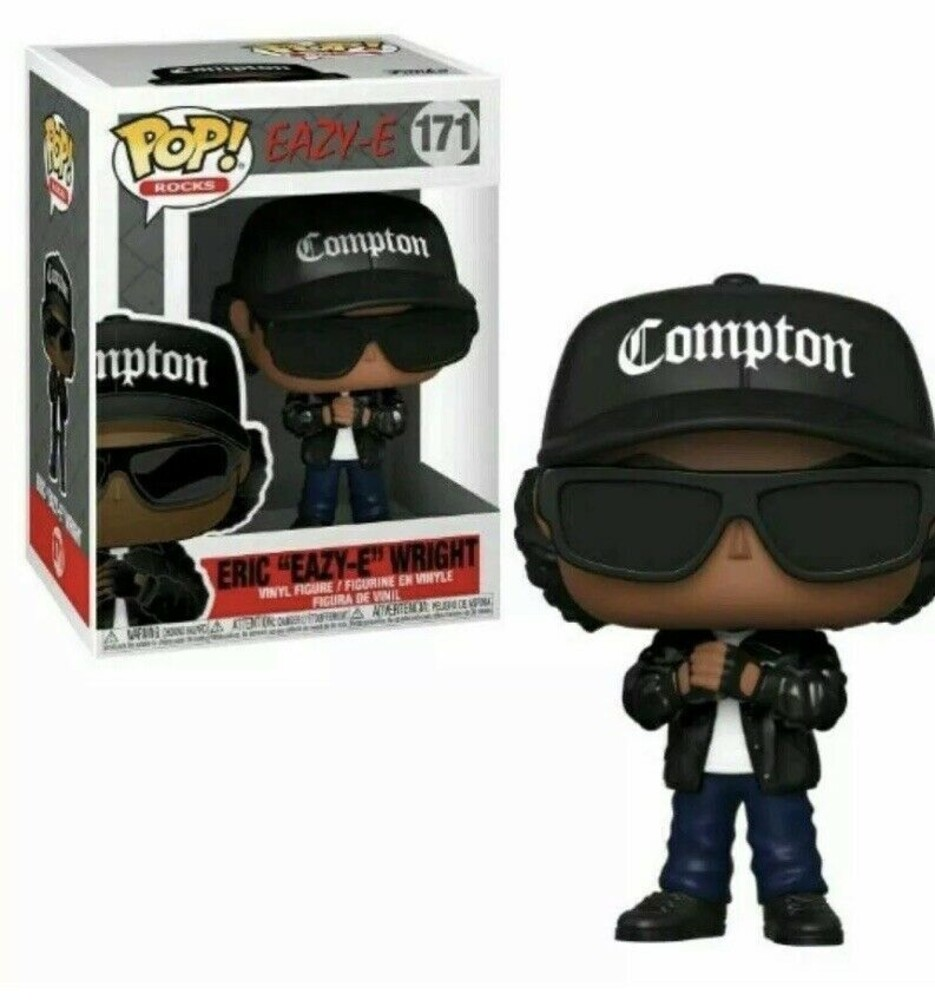 - FUNKO POP! ROCKS: Eazy-E