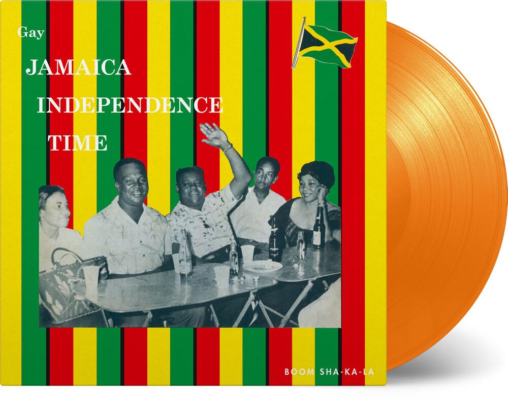 Gay Jamaica Independence Time / Various - Gay Jamaica Independence Time / Various [Limited Orange Colored Vinyl]