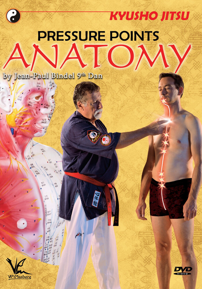 - Kyusho-Jitsu Pressure Point Anatomy