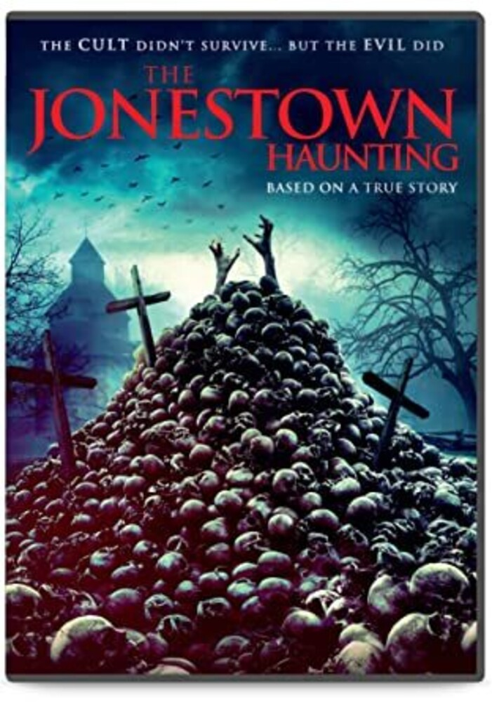 Jonestown Haunting, the DVD - Jonestown Haunting