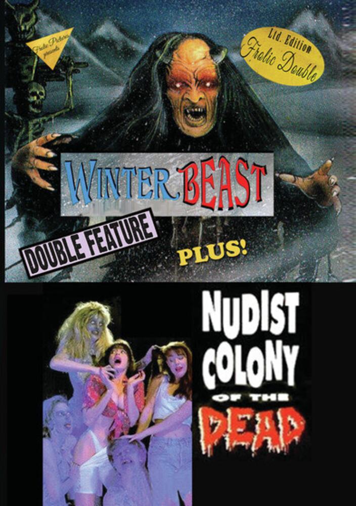 Winterbeast / Nudist Colony of the Dead - Winterbeast / Nudist Colony Of The Dead / (Mod Ws)