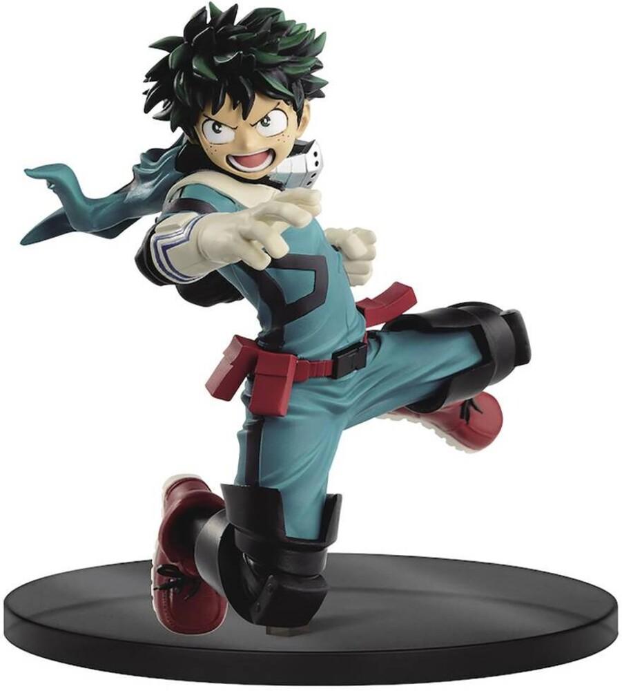 Banpresto - BanPresto - My Hero Academia The Amazing Heroes vol.10 Izuku Midoriya Figure