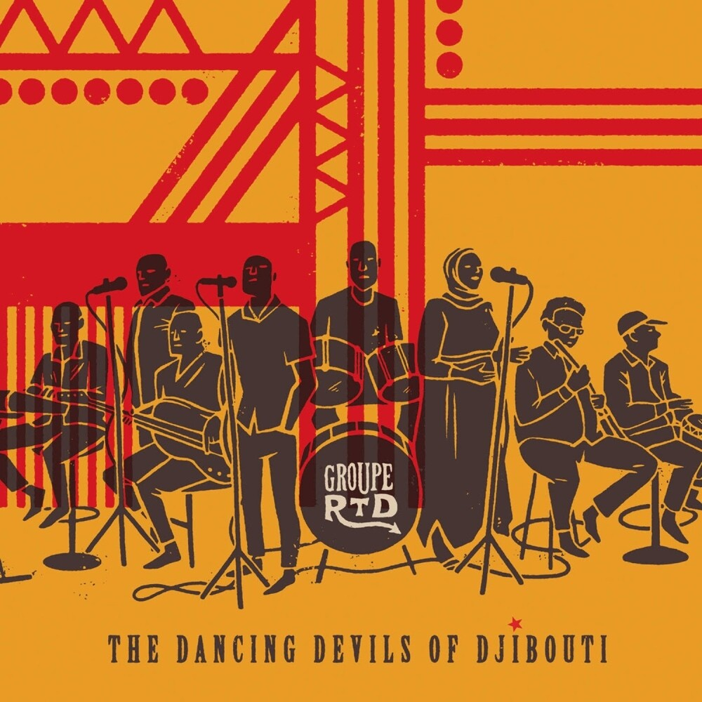 Groupe Rtd - Dancing Devils Of Djibouti