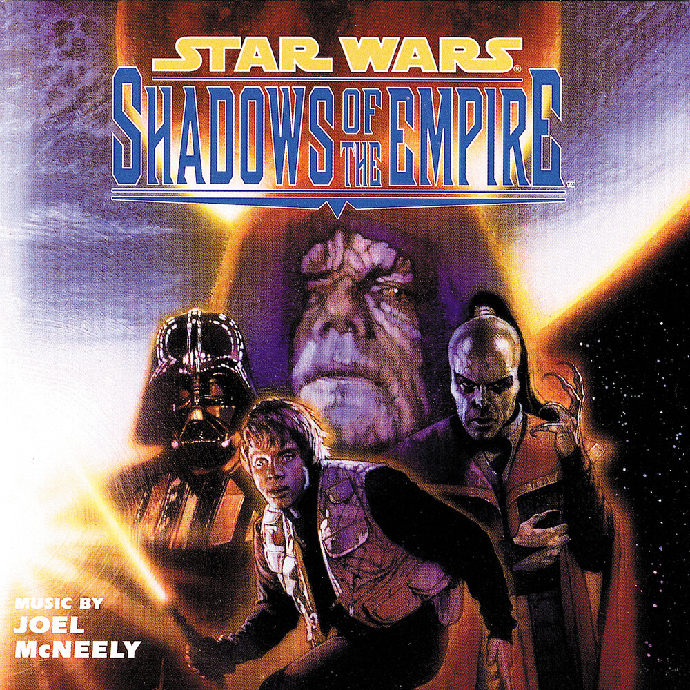 Joel McNeely - Star Wars: Shadows Of The Empire [LP]
