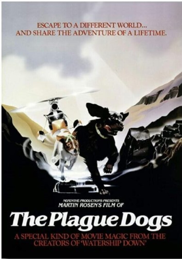 John Hurt - Plague Dogs / (Ntr0 Uk)