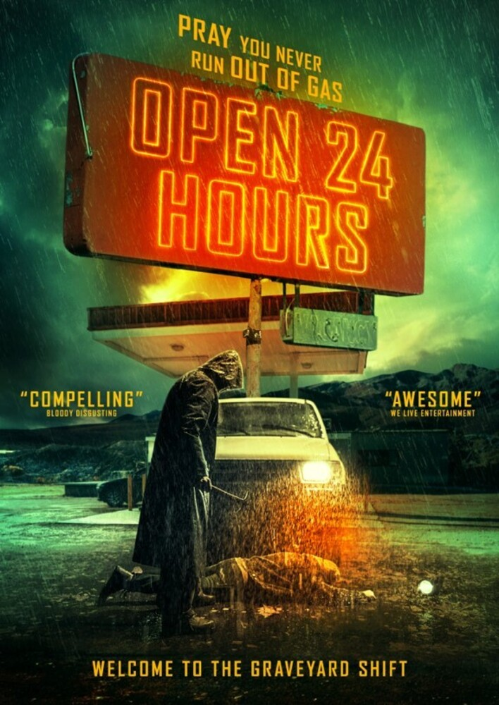 Open 24 Hours DVD - Open 24 Hours / (Ws)