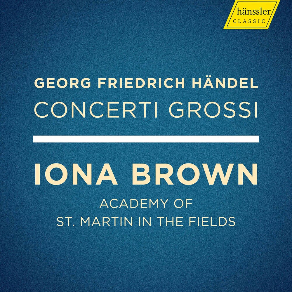 Iona Brown - Concerti Grossi (4pk)