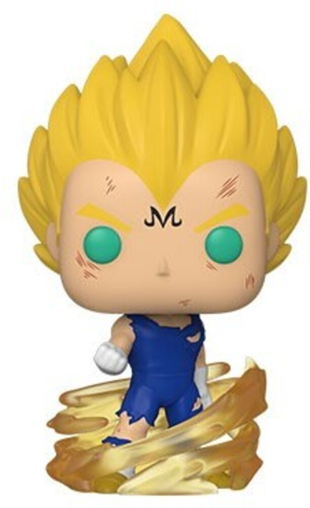 - FUNKO POP! ANIMATION: Dragon Ball Z- Majin Vegeta