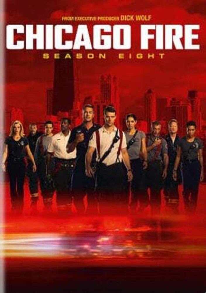 Chicago Fire: Season Eight - Chicago Fire: Season Eight (6pc) / (Box)
