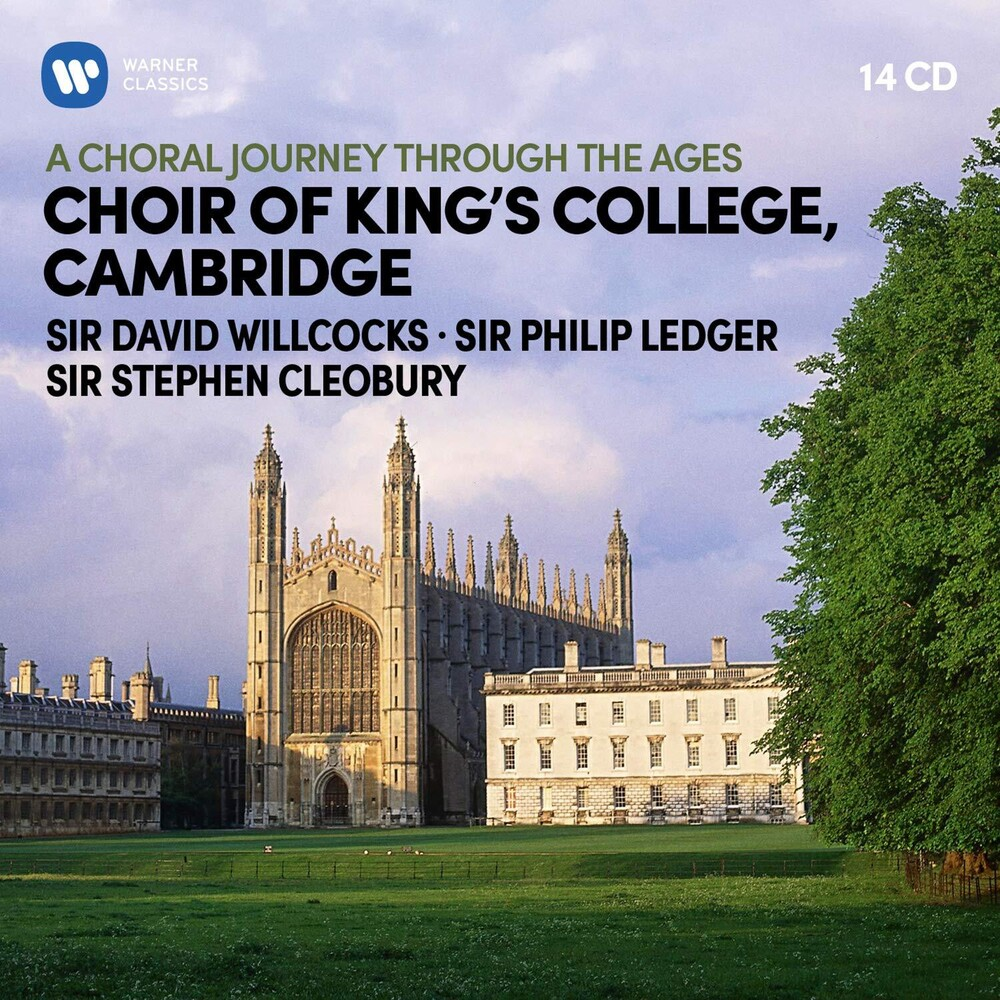 Kings College Choir Cambridge - Choral Journey Through The Ages