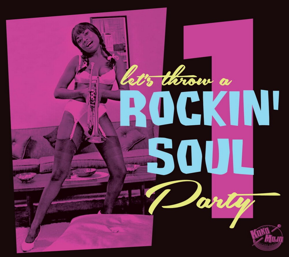 Rockin Soul Party 1 / Various - Rockin Soul Party 1 / Various