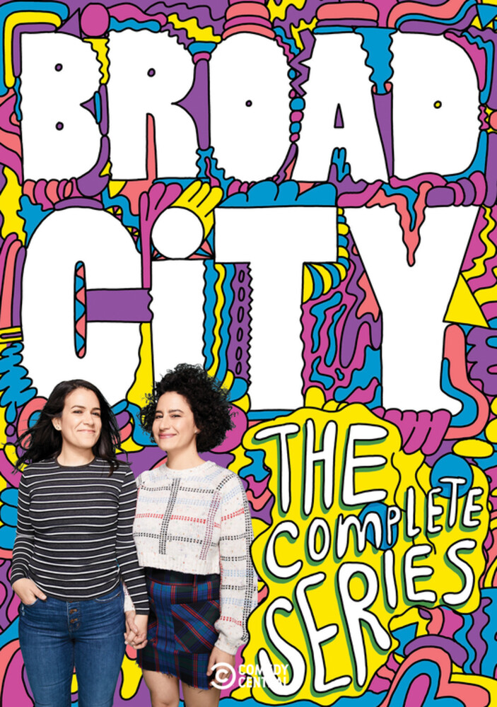 Broad City: Complete Series - Broad City: Complete Series (11pc) / (Box Ac3 Dol)