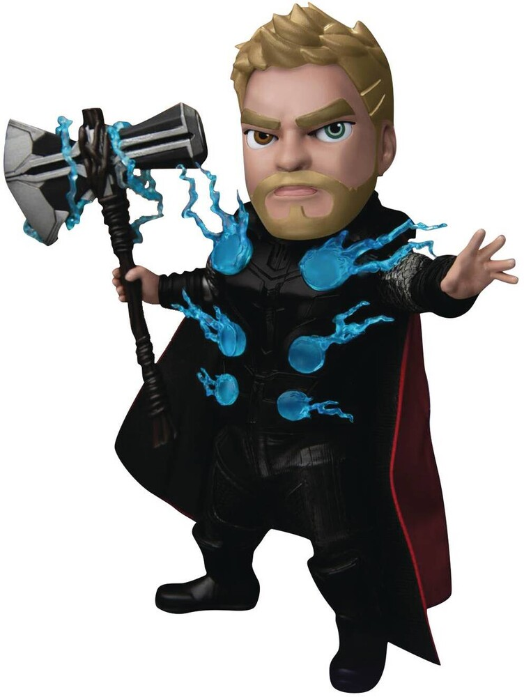 Beast Kingdom - Beast Kingdom - Avengers 3: Infinity War EAA-106 Thor Action Figure(Net)