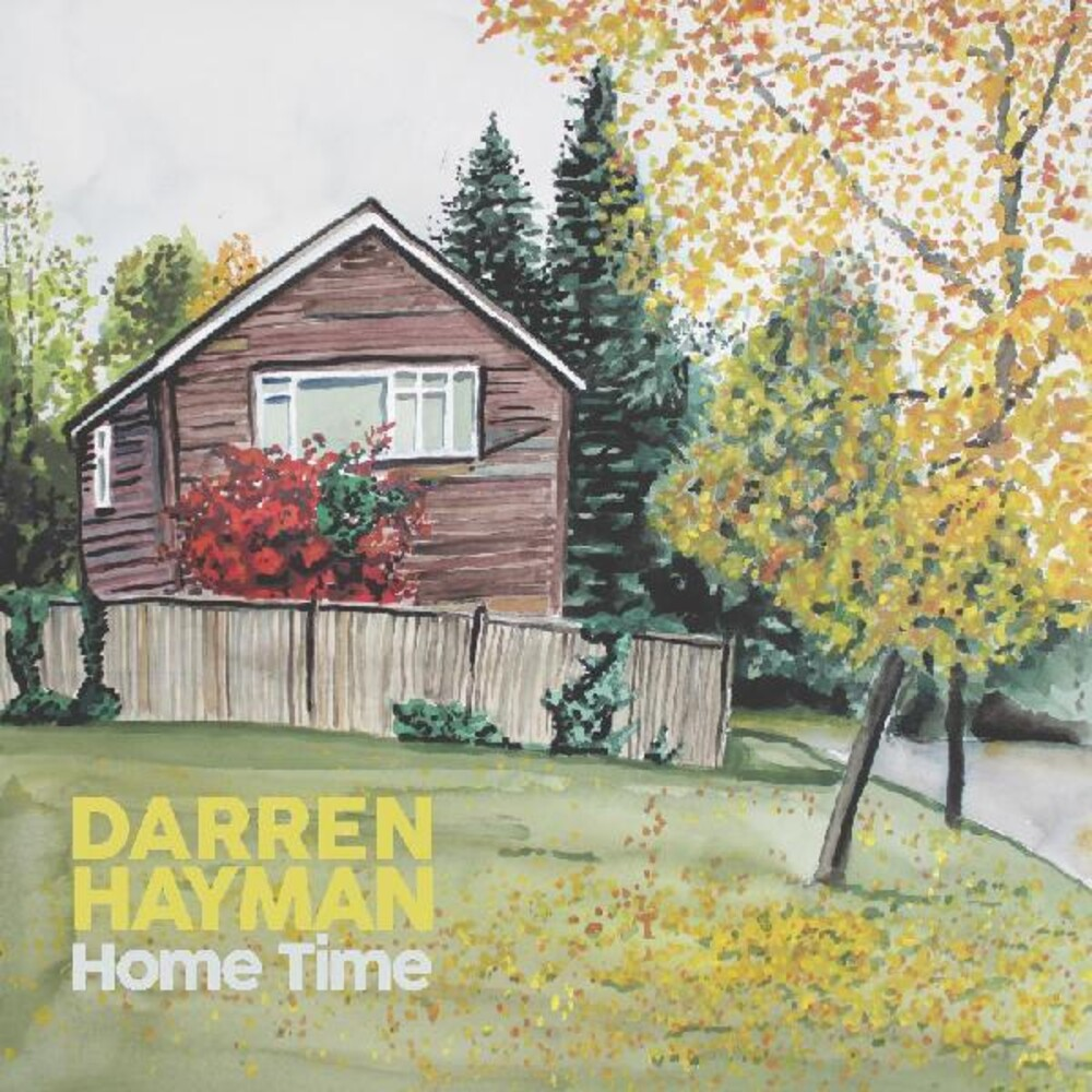 Darren Hayman - Home Time