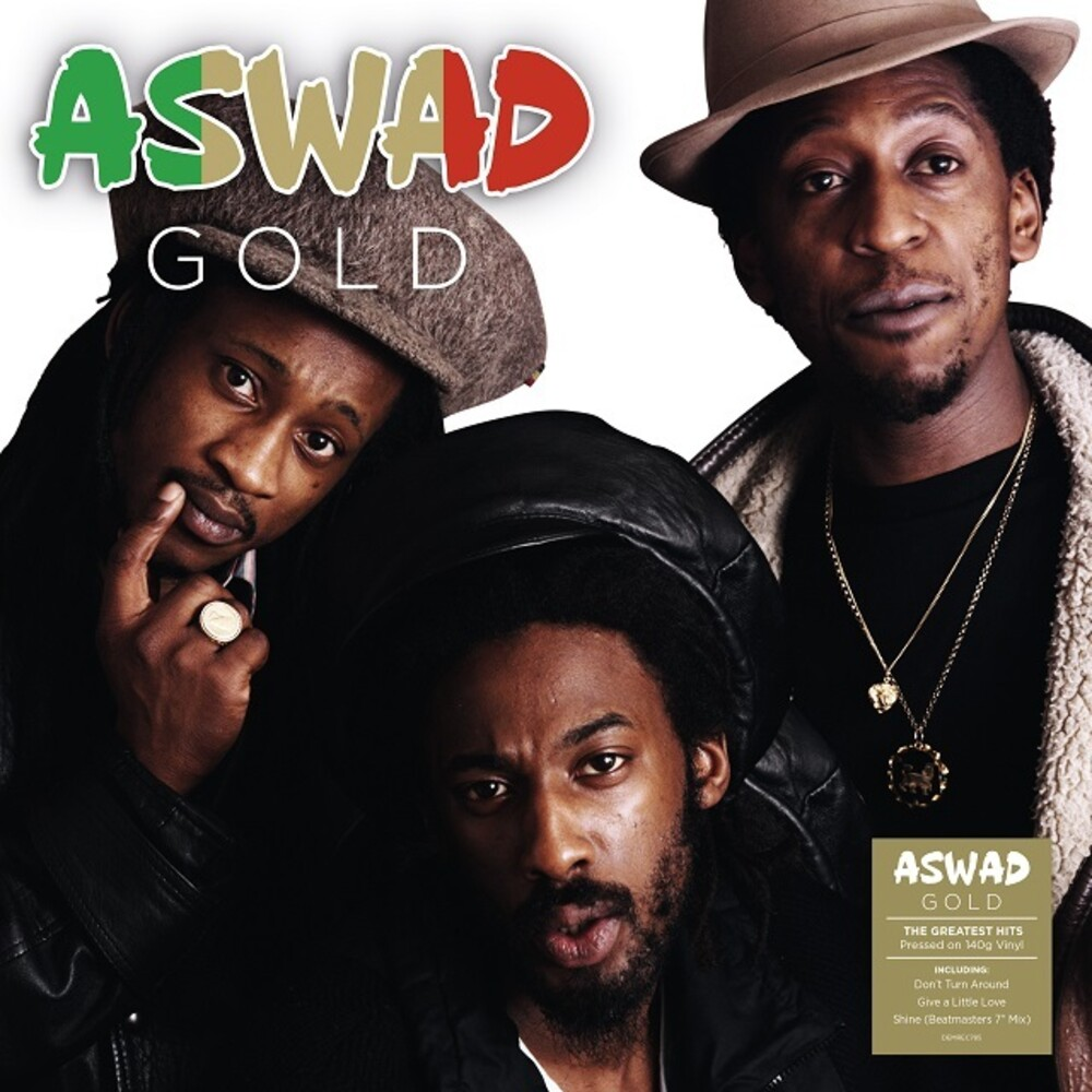 Aswad - Gold (Blk) (Ofgv) (Uk)