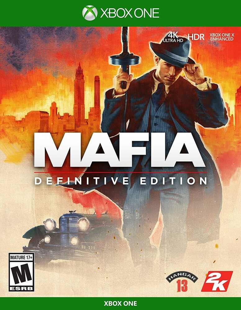 Xb1 Mafia: Definitive Edition - Xb1 Mafia: Definitive Edition