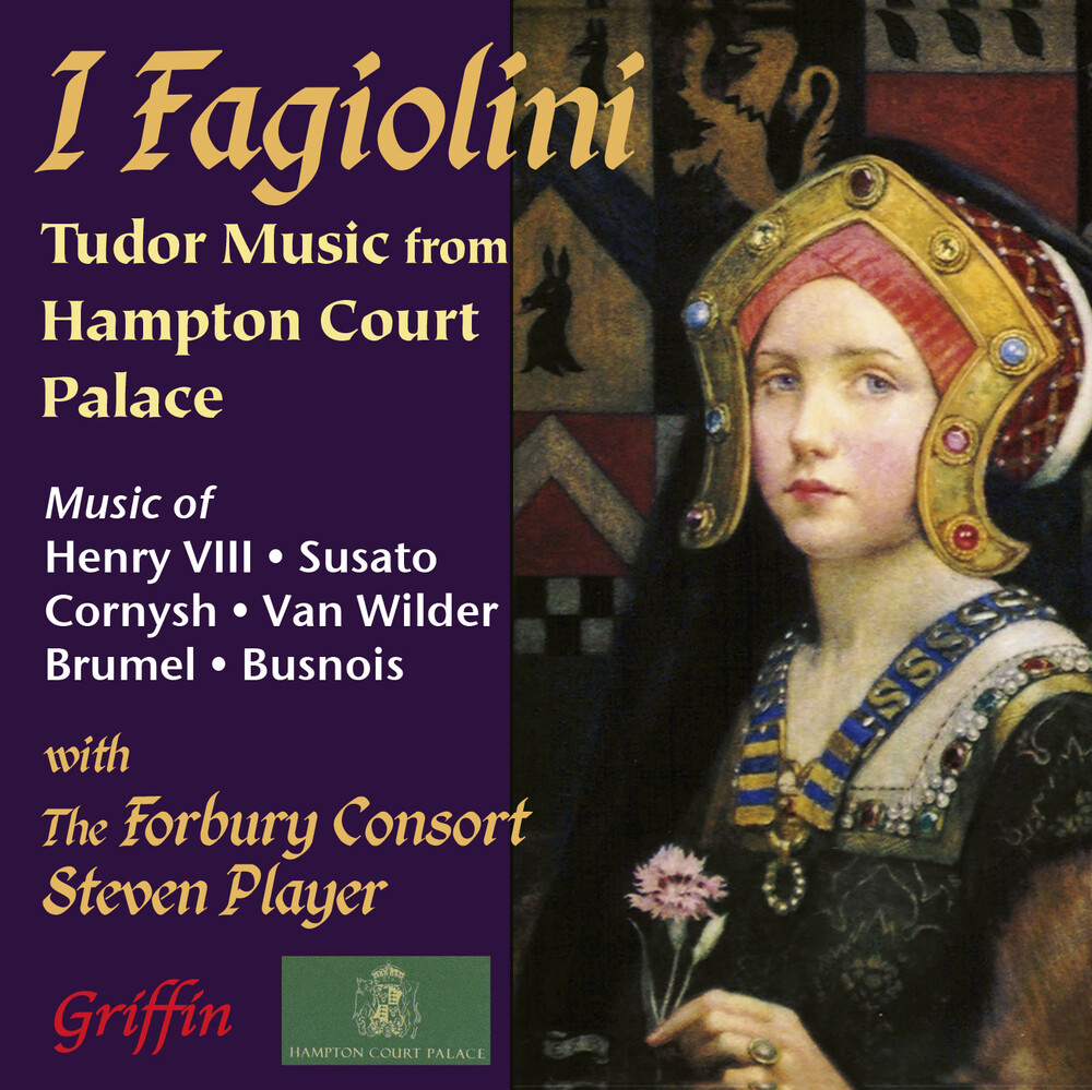 G. Croce - I Fagiolini - Tudor Music From Hampton Court Palace