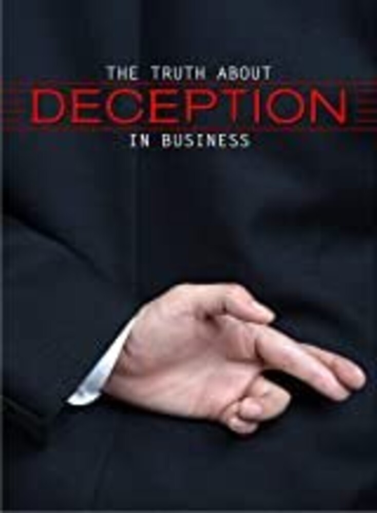 - Truth About Deception In Business / (Mod)