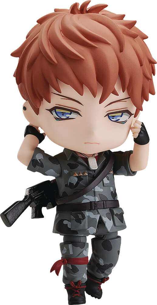 Good Smile Company - Good Smile Company - Hypnosis Mic Div Rap Battle Rio Mason BusujimaNendoroid Action Figure