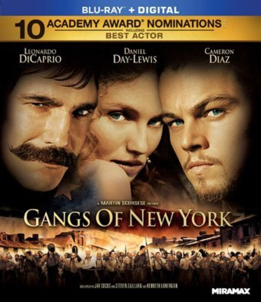 Gangs Of New York - Gangs Of New York / (Amar Sub Ws)