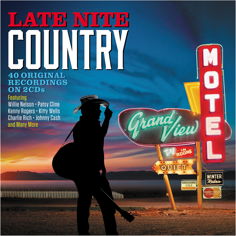 Late Nite Country / Various - Late Nite Country / Various (Uk)