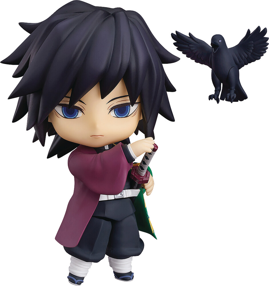 Good Smile Company - Good Smile Company - Demon Slayer: Kimetsu no Yaiba - Nendoroid Giyu Tomioka