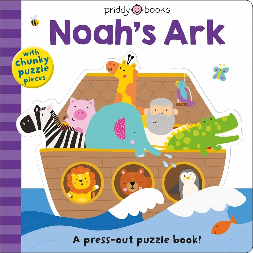 - Puzzle and Play: Noah's Ark: A Press-out Puzzle Book!