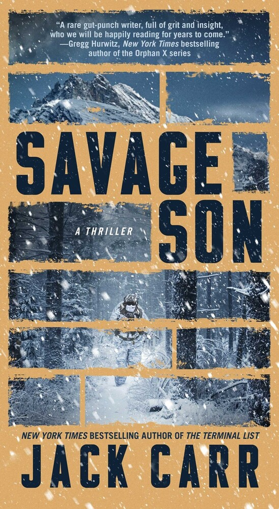 - Savage Son: A Terminal List Thriller