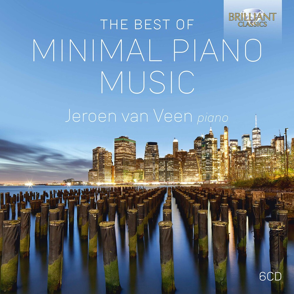Best Of Minimal Piano Music / Various Box - Best of Minimal Piano Music