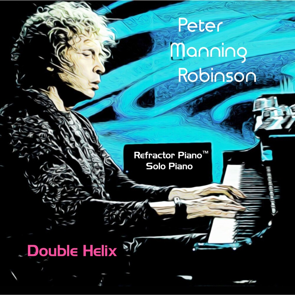 PETER MANNING ROBINSON - Double Helix