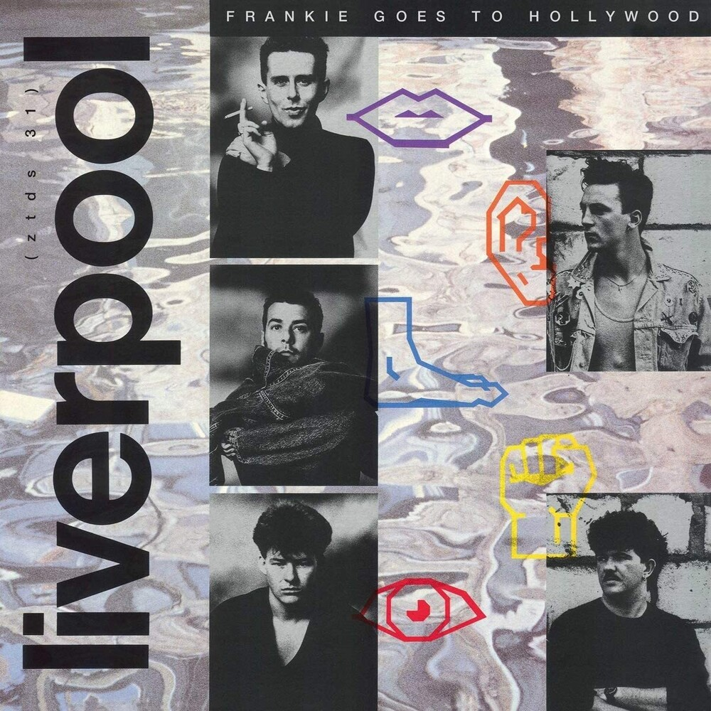 Frankie Goes To Hollywood - Liverpool (Can)