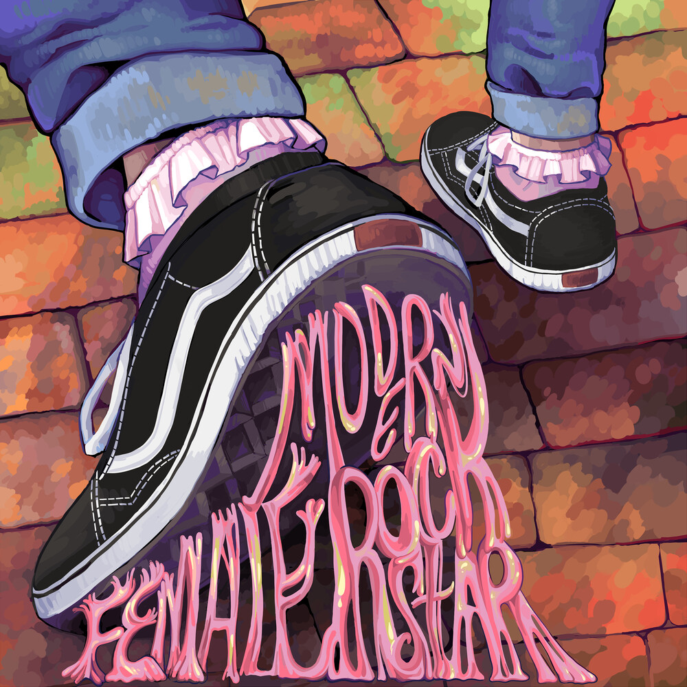 Sonder Bombs - Modern Female Rockstar [Limited Edition] (Purp)