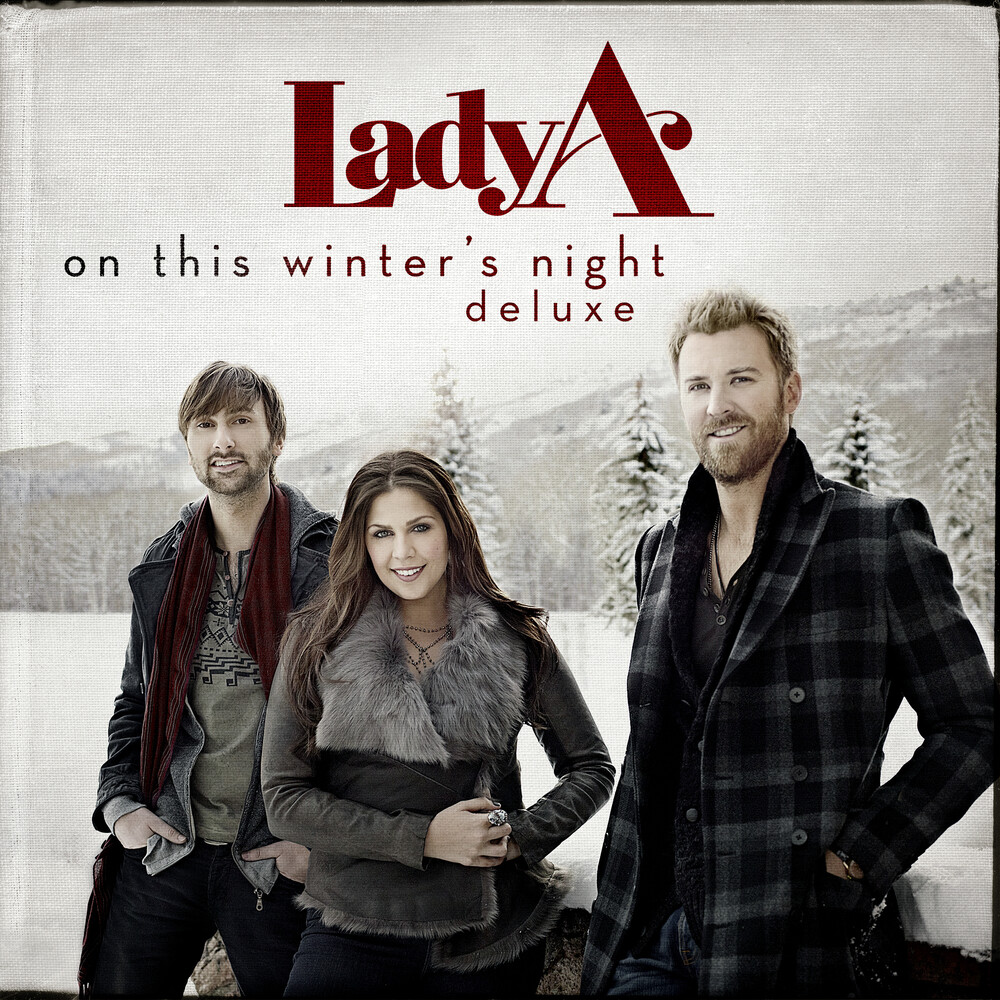 Lady A - On This Winter's Night: Deluxe [Red 2LP]