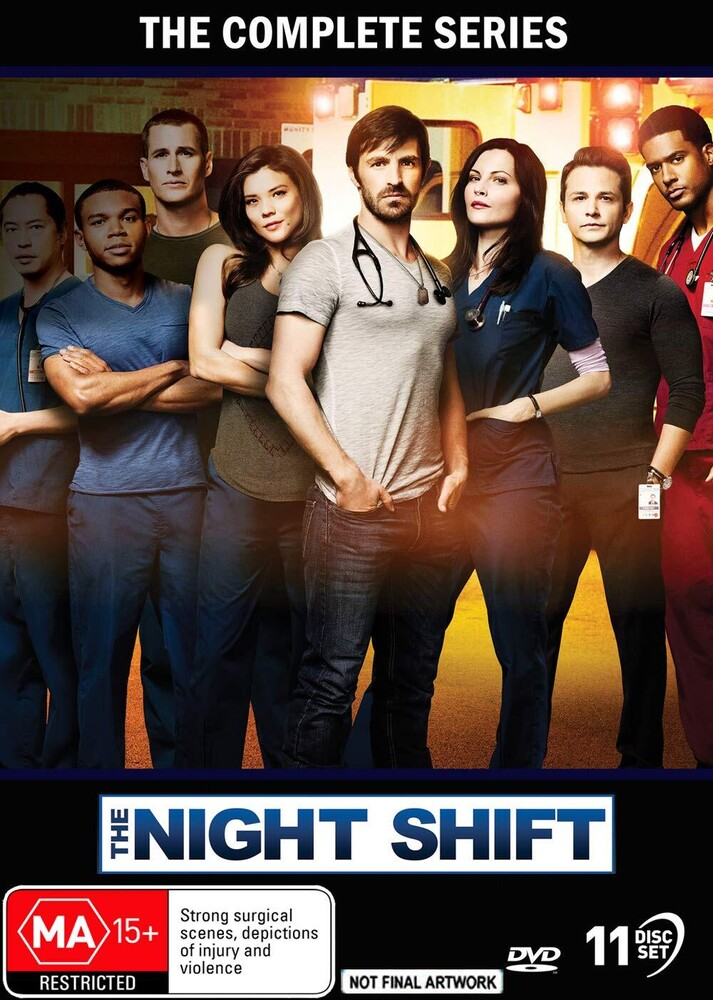 - Night Shift: The Complete Series (11pc) / (Box)