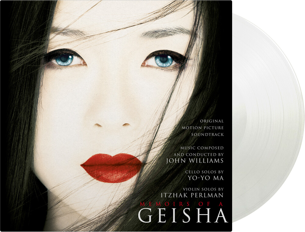 John Williams / Yo-Yo Ma Gate Ltd Ogv Wht - Memoirs Of A Geisha / O.S.T. (Gate) (Ltd) (Ogv)