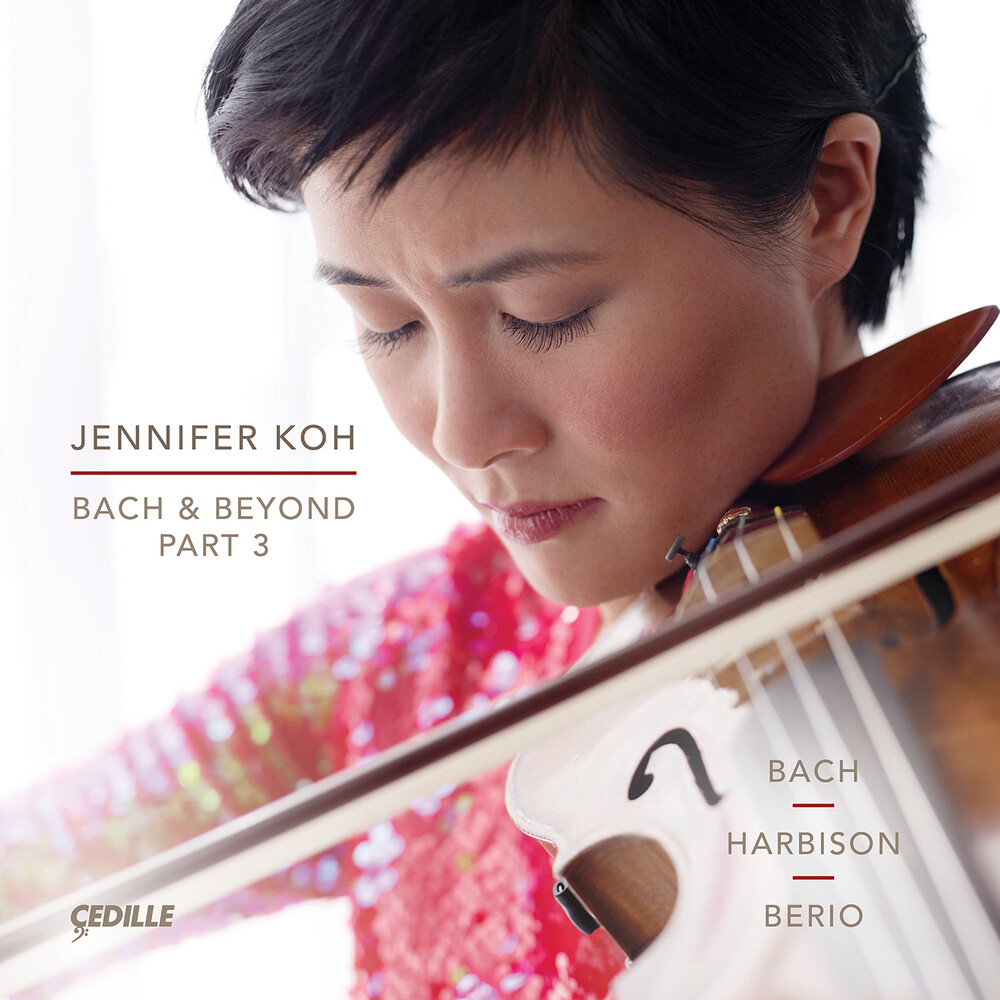 Jennifer Koh - Bach & Beyond Part 3