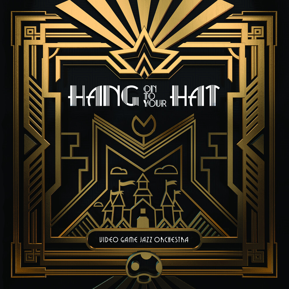 Video Game Jazz Orchestra - Hang on to Your Hat (Music from Super Mario 64) (Gold Vinyl)