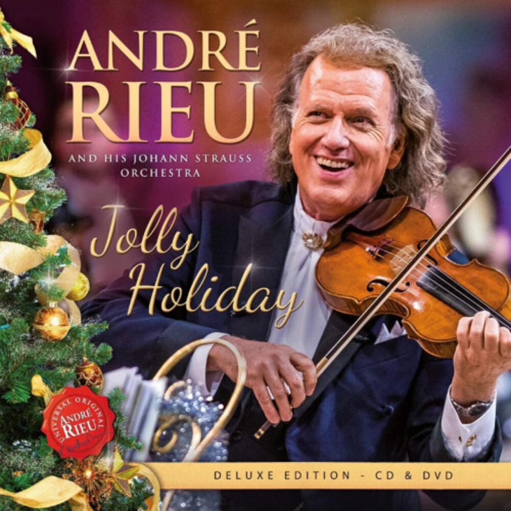 Andre Rieu / Johann Strauss Orchestra - Jolly Holiday [CD/DVD]