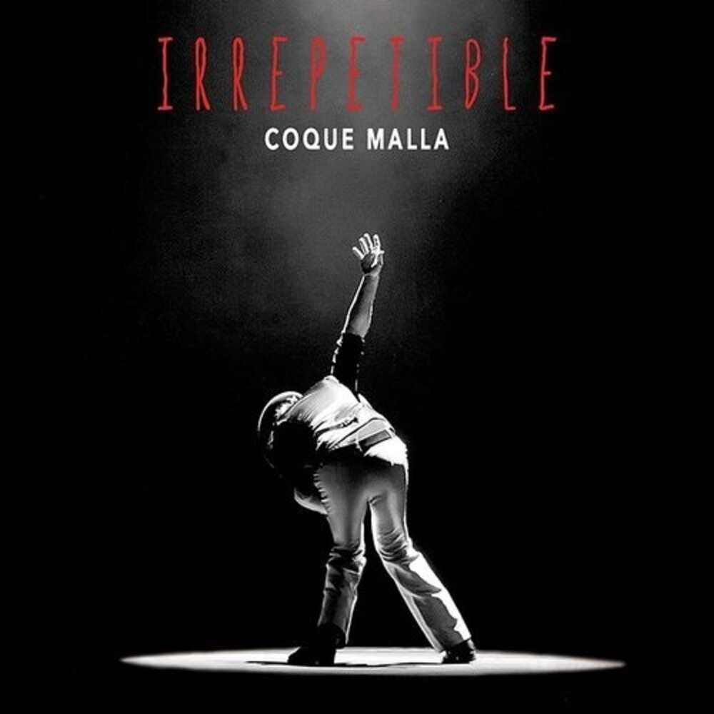 Coque Malla - Irrepetible (W/Cd) (W/Dvd) (Spa)