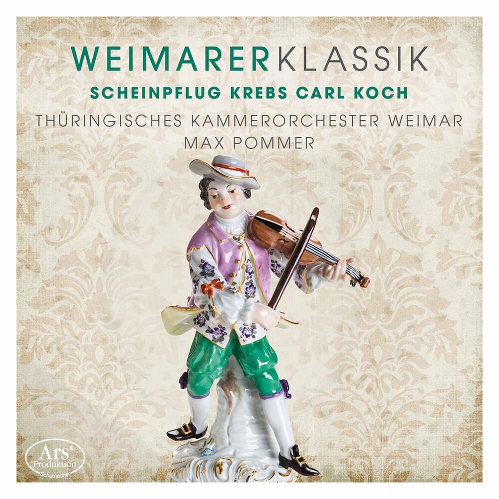 Thuringian Chamber Orchestra, Weimar - Weimarer Klassik 3
